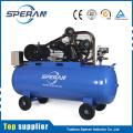 Proveedor superior compresor de aire industrial conducido correa eléctrica del pistón de 40 galones 3 cilindro grande para la venta
