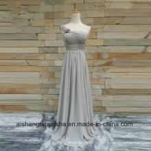 Brautjungfer Kleider aus der Schulter Sexy Hochzeit Kleid