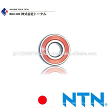 Durable and High quality NTN Bearing 6303-LLU with multiple functions made in Japan