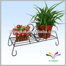 Low MOQ metal recycling vertical garden florwer stand plants for garden