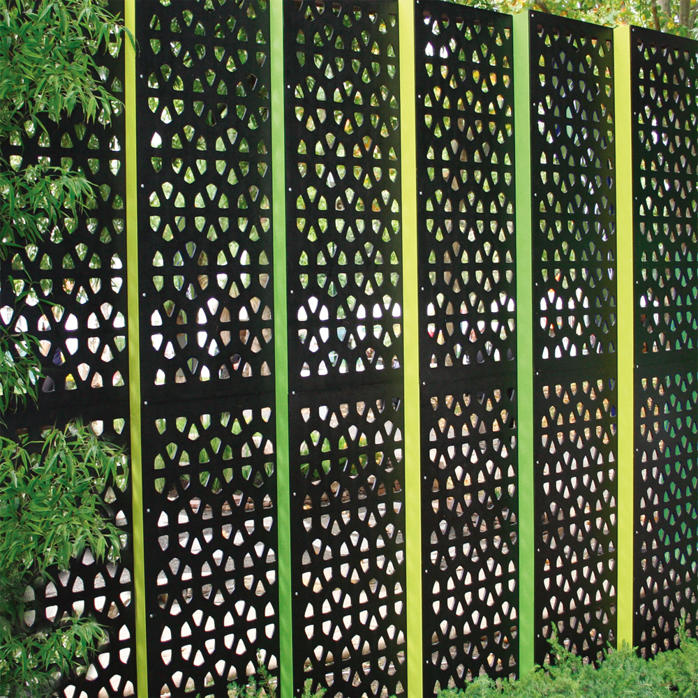 Outdoor Decorative Aluminum Metal Screen