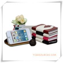 Regalo de la promoción de la Shell/Protector/cubierta del teléfono para iPhone/Samsung (Santa Justa Klan-8)