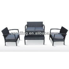 All Weather Wicker New Design High Quality rattan outdoor furniture Sectional Sofa Furniture