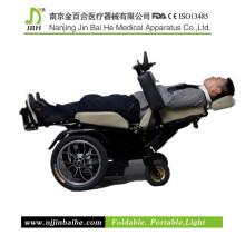 CE zugelassener stehender behinderter elektrischer Rollstuhl