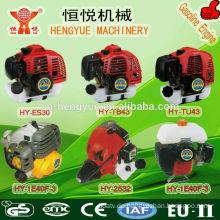 71cc-Benzin-Motor für Gartengeräte zu putzen, Cutter und Erde Schnecke