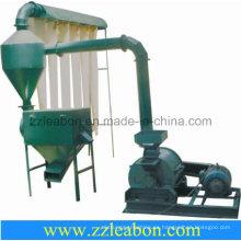 Máquina de molino de harina de madera de árbol de biomasa