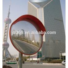 Espejo convexo de la seguridad del tráfico del plástico al aire libre de los 80cm 32inch