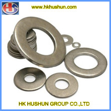 All Kind of Spring Washer with Yellow Zinc Plating (HS-SW-0012)