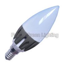 Luz competitiva de la vela de la PC E14 LED (FG-C37-E14-3W)