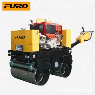 Small-type Water-cooled Road Roller for Sale FYL800CS