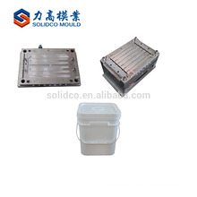 Easy To Maintain Cheap Wholesale Quality Bucket Mold Water/Oil/Paint Bucket Mould Supplier