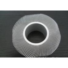 De alumínio ligado a Fin de dissipador de calor