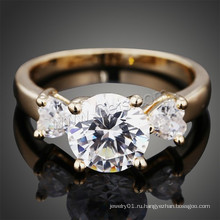 Gets.com 2015 моды из нержавеющей стали последнего золота пальцем кольцо конструкций