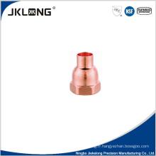 Adaptateur femelle en cuivre forgé J9013 Adaptateur en cuivre de 1 pouce