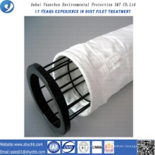 Bolso de filtro del polvo de PTFE de la fuente directamente de la fábrica para la industria de la metalurgia con la muestra libre