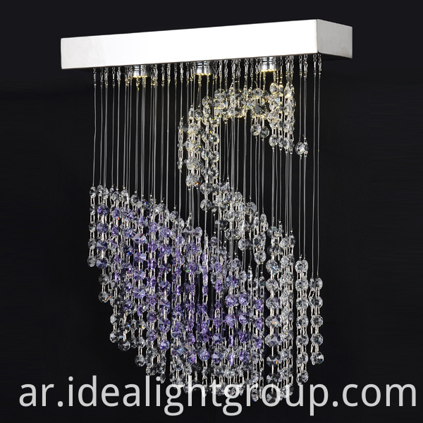 chandelier hanging light fitting
