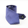 Hight Quality Polka Dots Diamond Shape Men's Slim Silk Tie