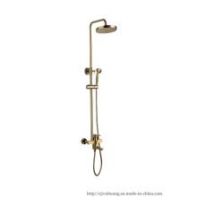 Goldener überzogener Badezimmer-Bad-Hahn (MG-7411)