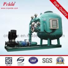 Filtre à sable à haut débit pour traitement de l'eau de réservoir (QLQ)