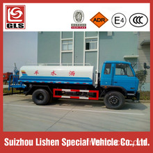 Stainless steel 25m3 water tank truck drinking water vehicle for Africia