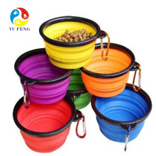 Home Dog Travel Big Bowls Portable Collapsible Foldable Expandable Pet Large Dog Cat Feeder Travel Silicone Bowl Home Dog Travel Big Bowls Portable Collapsible Foldable Expandable Pet Large Dog Cat Feeder Travel Silicone Bowl
