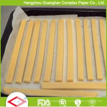 12X16 дюймов половина листа силиконовым покрытием пергаментной бумагой противень вкладыш