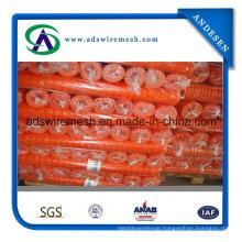 4′x100′ Orange Warning Barrier Fence