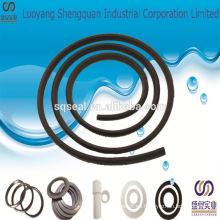Venta caliente de China Wholease desgaste resistente Junta de boquilla de espiral del inodoro / junta de goma de silicona