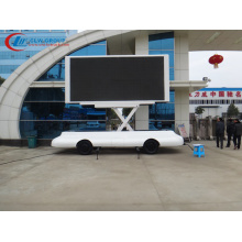 Brand New 6.8㎡ Mobile LED Advertising Trailer