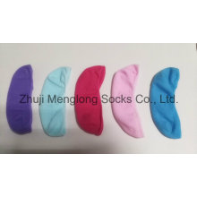 Summer Low Cut Invisible Cool Lady Socks Fashion Bright Nylon Colors with Gripper