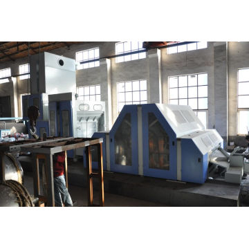New Type Polyester Fibre High Production Carding Machine (CLJ)