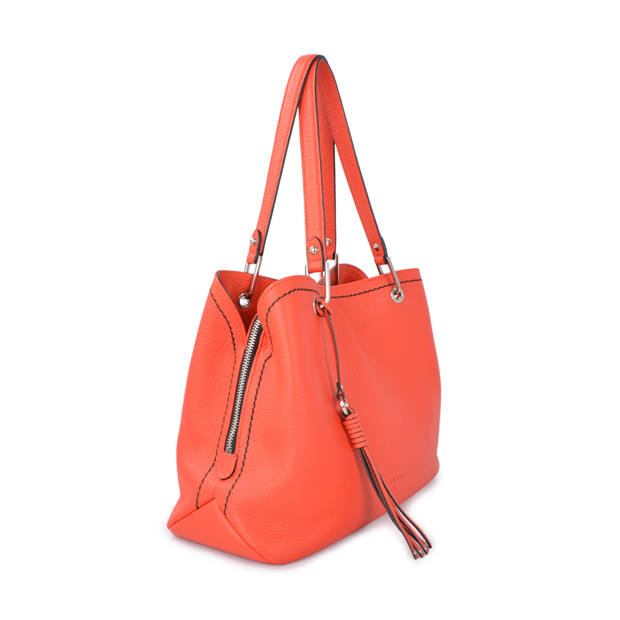 ladies shoulder bag genuine leather women's tote bag