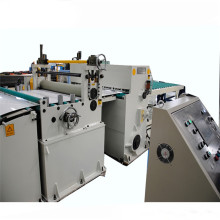 Línea de producción de bobinas de acero cortadas a medida
