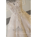 Alibaba gray wedding dress bridal gowns 2018 WT310
