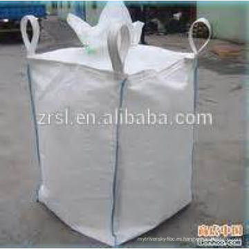 Bolsa gigante de PP con pico de llenado de fondo plat