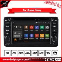 Hualingan Android 5.1 / 1.6 GHz carro DVD GPS para Suzuki Jimny Navegação de áudio