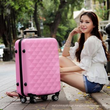 Alta qualidade Custom Logo Cheap bagagem ABS para viagens