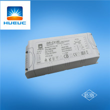 80w 0-10v dimmable led driver