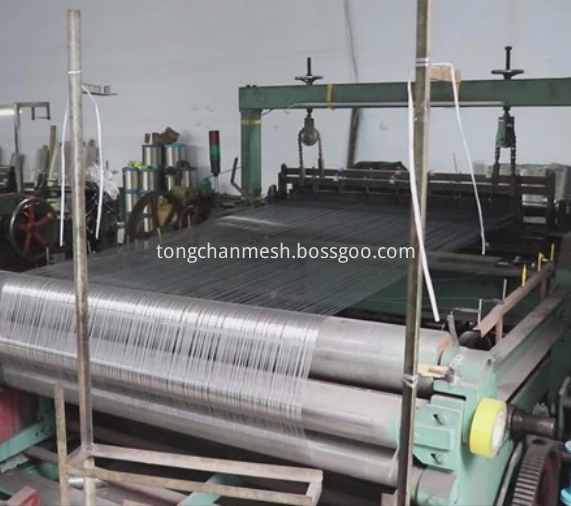 Stainless Steel Wire Fabric Aluminum Mesh08
