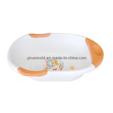 Molde plástico para banheira infantil
