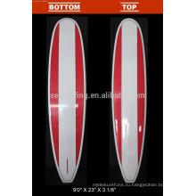 2016 ГОРЯЧИЙ ПРОДАВАТЬ ! Супер новый дизайн оптовая эпоксидной лонгборд для серфинга/ доски для серфинга/лучший лонгборд для серфинга