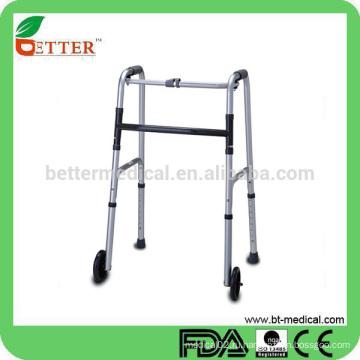 Алюминиевый дешевый ходунок для пожилых людей