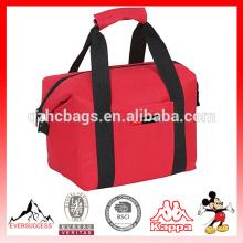 Insulating Effect Cooler Bag Custom Logo Food and Drink Carrier