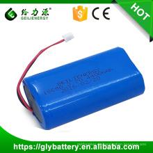 Fabrikpreis rechargeble 3.7v 4400mah Lithium-Ionen 18650 Akkupack Li-Ion