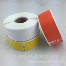 custom printing thermal paper 30252 compatible label