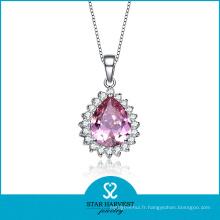 Top bijoux en cristal Art Deco (SH-N0105)