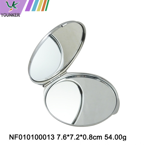 Miroir de maquillage pliable mini perceuse à cristal
