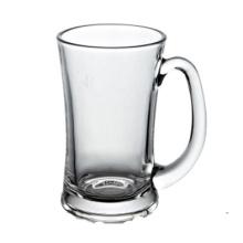 Tasse de verre à bière de 400 ml / tasse de café