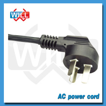 Factory Wholesale Australia standard 3 pin power cord for samsung tv