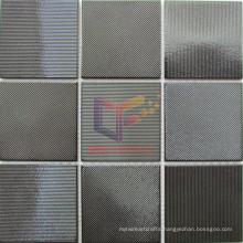 Black Floor Used Ceramic Tile (CST272)